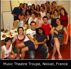Music Theatre Group